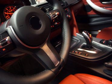 Interieur Dieptereinigings behandeling - BMW Interieur